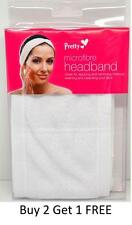 Pretty Microfibre Headband Head Band Removing Makeup Cleansing Face Mask