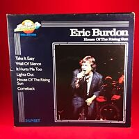 Eric Burdon House Of The Rising Sun 1982 Vinyl LP Exzellenter Zustand Animals #