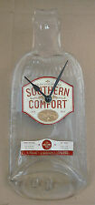Southern Comfort bottle clock, sold by the craftsman maker.