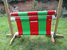 """""""SKINNY"""" EQUESTRIAN JUMP FILLER, WITH SLEEVE, OFFER, HORSE/PONY SCHOOLING AID,"""