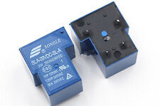 10pcs 4pins 9V SLA-09VDC-SL-A T90 30A 250VAC 30VDC SONGLE Relay