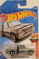 Hot Wheels - 2019 HW Hot Trucks 10/10 1978 Dodge Express Truck 55/250 (BBFYF12)