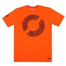 Nike WFC XBS Tokyo Limited Edition Tee Shirt Orange / Black Brand New US Small