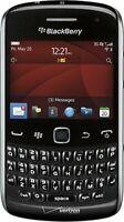BlackBerry Curve 9370 - Black (Unlocked) GSM 3G WiFi Qwerty Camera Smartphone
