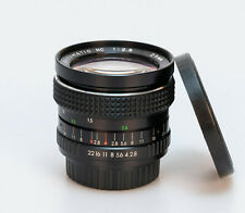 Canon new FD 28mm 2.8