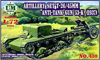 """3"""" Anti-Tank Gun SGTS MESS GN36 1//72 Diecast WWII U.S"""