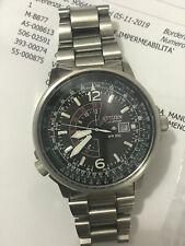 Citizen Eco-Drive Nighthawk Pilot Promaster GMT ORE DEL MONDO, AFFARE ENTRA!!!