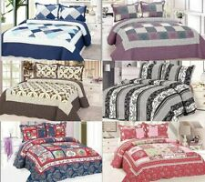 Patchwork Modern Decorative Quilts & Bedspreads