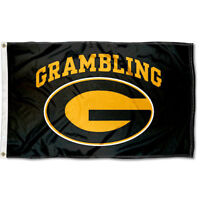 Grambling State University Tigers Flag  Large 3x5