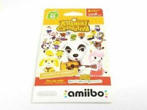 Animal Crossing amiibo Card Pack: Series 2 (Single Pack)