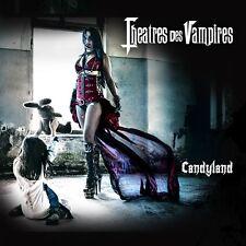 THEATRES DES VAMPIRES - Candyland - CD DIGIPACK