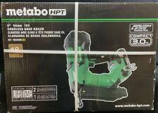 "Metabo HPT NT1850DES (Formerly Hitachi) 2""  18 Volt Cordless Brad Nailer NIB"