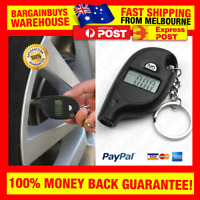 Digital Tyre Air Pressure Gauge Car Motorbike Motorcycle Tire Tester Tool