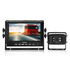 Backup Camera System Kit 7'' LCD Reversing Monitor and IP69K Waterproof Rear Cam