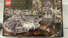 New, Star Wars, The Rise of Skywalker Millennium Falcon 75257. 9 Years and Up