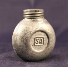 MILITARY SURPLUS FINNISH SA WW2 WWII ERA NAGANT 7.62 RIFLE OIL CAN BOTTLE