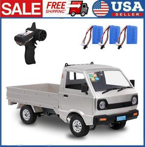 WPL D12 1:10 RC RTR Truck Car Simulation Model Toy Truck Suzuki Gift f/Kids H7C4
