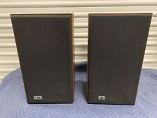 "Ads Braun L500a Speakers-Germany ""Nice Condition, Tested Sounding Great�"