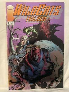 WildC.A.Ts Trilogy Complete Set NM CGC 9+ Quality