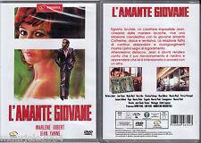 L'Amante Giovane (1972) DVD NUOVO Marlene Jobert, Jean Yanne, Macha Meril, Mauri