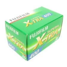 3 X Fujifilm SUPERIA X-tra 400 35mm 36 Exp Negative Film for ActionSampler F37
