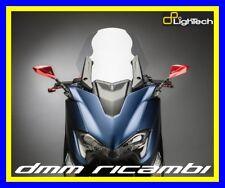 Coppia specchi a manubrio LighTech YAMAHA T-MAX 530 2017 rosso TMAX specchietti