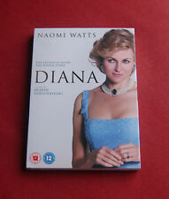 Diana - Region 2 DVD - Naomi Watts, Naveen Andrews - Princess of Wales Biopic