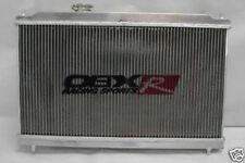 OBX Aluminum Radiator For 2002 03 04 2005 Honda Civic Si K20A M/T MR-RT-EP3