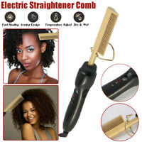 110-240V Electric Hair Curler  Wet /Dry Hair Curling Iron Straightener