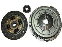 New 3 Piece Clutch Kit to Fit: Ford KA  1.2, 1.3 TDCi 08-16,