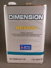Sherwin Williams DC5020 Overall Clearcoat Dimension Automotive Paint 1 Gallon