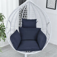 Hanging Swinging Chair Cushion Egg/Pod Mat Garden Home Outdoor/Indoor Decoration
