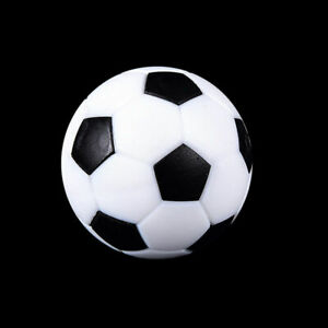 32mm Soccer Table Foosball Replacement Plastic Ball Fussball Football Acces R3R5