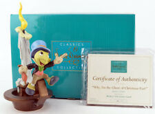 Disney WDCC Jiminy Cricket: Why, I'm the Ghost of Christmas - Pinocchio