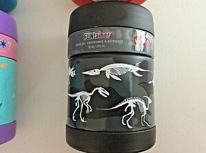 Thermos 10oz FUNtainer Food Jar - Your Choice *Mermaid* Or *Dino*  - Brand New