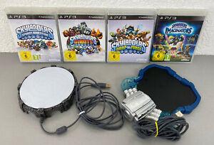 4 Skylanders Spiele Sony PS3 Spyro Giants Swap Force Imaginators Playstation 3