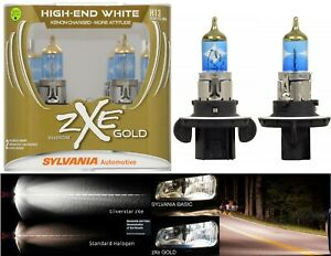 OpenBox Sylvania Silverstar ZXE Gold 9008 H13 65/55W Two Bulbs Head Light Lamp