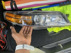 2004-2008 acura tl Passenger Headlight