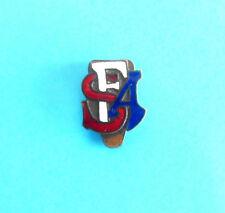 SCOTLAND FOOTBALL FEDERATION SFA soccer association enamel buttonhole pin badge