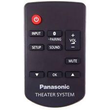 Genuine Panasonic N2QAYC000098 Soundbar Remote Control