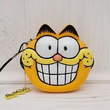 Durham Garfield the Cat Portable Travel AM Transistor Radio