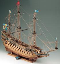 Corel Wasa SM13 kit nave in legno scala 1/75
