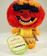 "Hallmark Itty Bittys The Muppets ""Animal""  New with Tags"