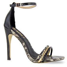 "3-4.5"" High Heel Peep Toe Shoes for Women"