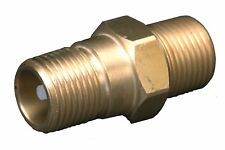 "Brass Water Backflow Preventer Check Valve 1/2"" Male Pipe Thread RV Camper"