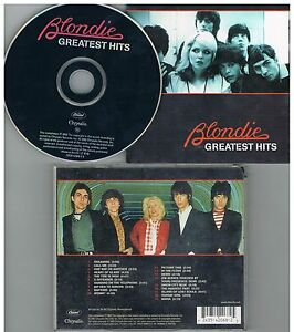 Blondie ‎– Greatest Hits,CD, Compilation,2002