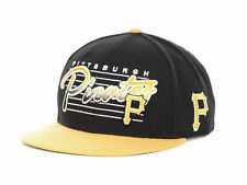 separation shoes 64cee 4a81d ... switzerland pittsburgh pirates 47 brand 2 tone yellow black triple  crown snapback hat cap 63a39 0ce26 ...