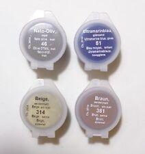 (9,95€/100ml) Revell Aqua-Color-Farben, 4 x 5 ml, Nr. 46, 51, 314, 381