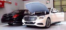 Coche de automodelismo y aeromodelismo Clase S Mercedes
