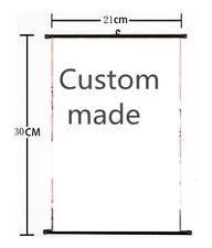 personalized custom made Anime Movie Wall scroll custom made Poster